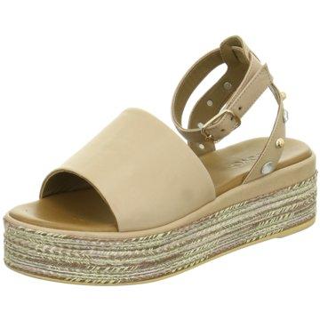 Inuovo Top Trends Sandaletten beige