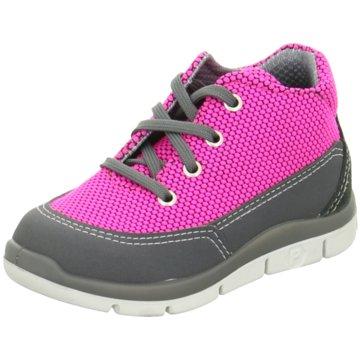 Ricosta Schnürschuh pink