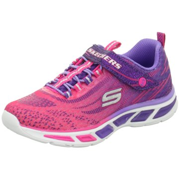 Skechers Trainings- und HallenschuhLitebeams pink