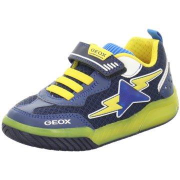 Geox SchnürschuhInek blau