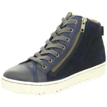 Vado Sneaker HighZuna blau