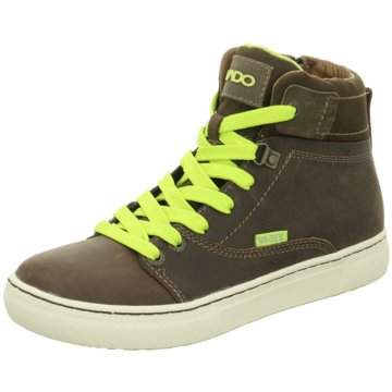 Vado Sneaker HighBosse braun