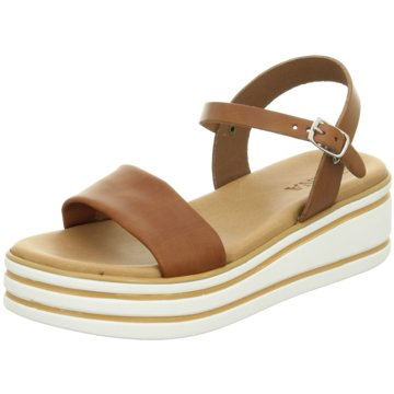 ELENA Italy Offene Schuhe braun