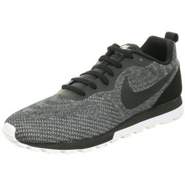 Nike Sneaker LowMD Runner 2 Eng Mesh schwarz