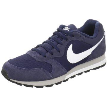 Nike Sneaker LowMD Runner 2 Sneaker Herren Schuhe blau blau