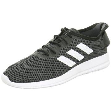 adidas Sneaker LowYatra schwarz