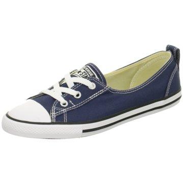 Converse Sneaker LowCT Ballet Lace blau