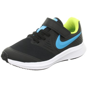 Nike Sneaker LowSTAR RUNNER 2 - AT1801-012 schwarz