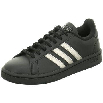 adidas Sneaker LowGrand Court Women schwarz