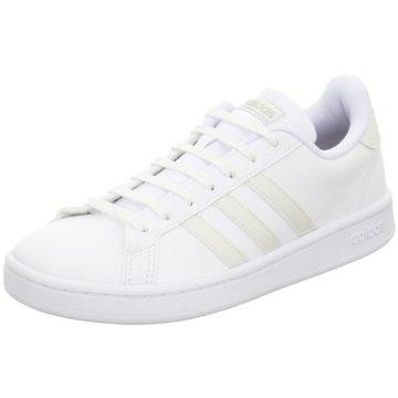 adidas Sneaker LowGrand Court weiß