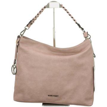 Meier Lederwaren Handtasche rosa