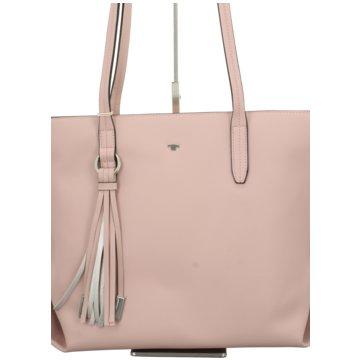 Tom Tailor Taschen Damen rosa