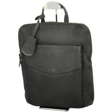 Burkely Taschen DamenBackpack grau