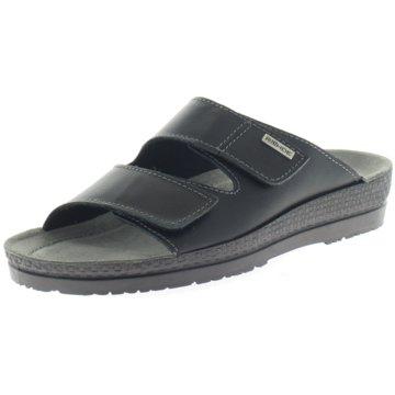 Rohde Komfort Schuh schwarz