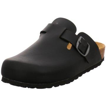 Lindenbaum Clog schwarz