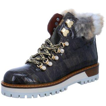 Alpe Woman Shoes Top Trends Stiefeletten grün