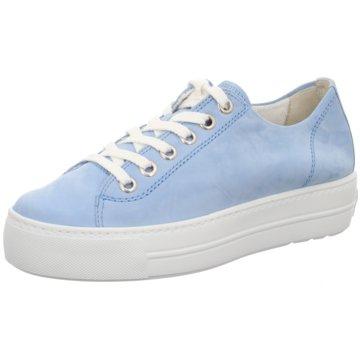 Paul Green Plateau SneakerTanaro blau