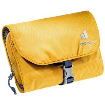 Deuter KulturbeutelWASH BAG I - 3930221 gelb