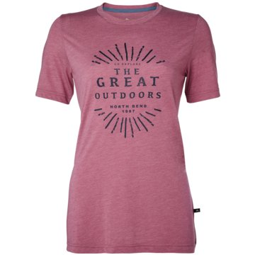North Bend T-Shirts pink