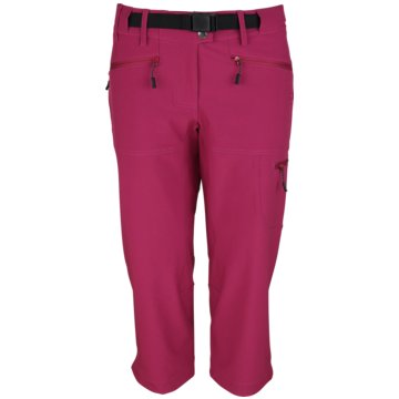 HIGH COLORADO 3/4 Sporthosen pink