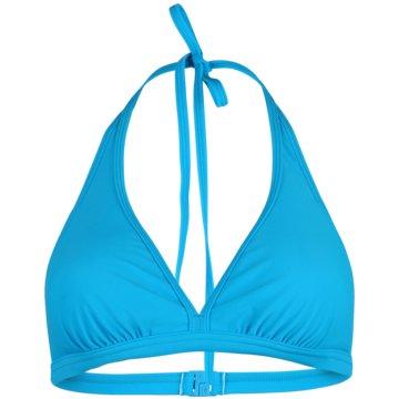 stuf Bikini TopsSOLID 2-L - 1021614 blau