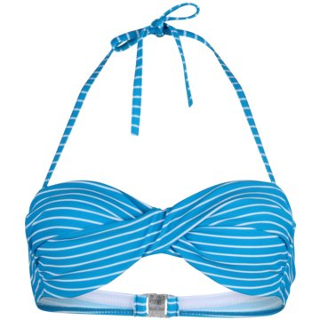 stuf Bikini TopsNOS SAMOS-K - 1021604 blau