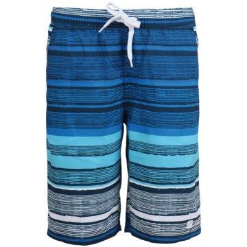 stuf Badeshorts blau