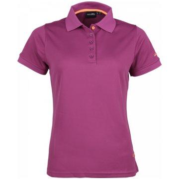 HIGH COLORADO Poloshirts lila