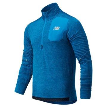 New Balance T-ShirtsMT03255 - MT03255 blau