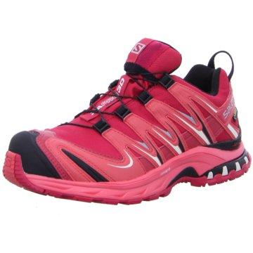 Salomon Trekkingschuhe pink