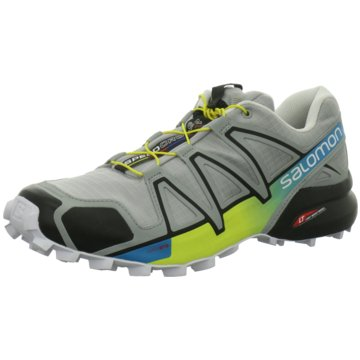 Salomon Trailrunning grau