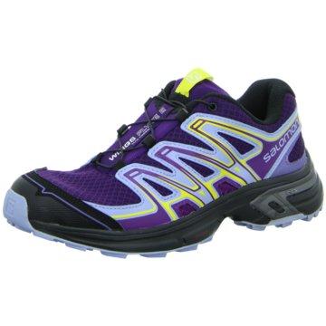 New Balance Trailrunning lila