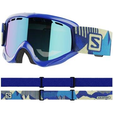 Salomon Ski- & SnowboardbrillenJUKE BLUE POP/UNIV. MID BLUE NS - L40517800 blau