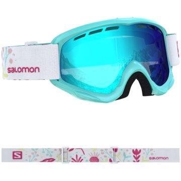 Salomon Ski- & SnowboardbrillenJUKE ARUBA FLOWER/UNI MID BLUE NS - L40848000 blau