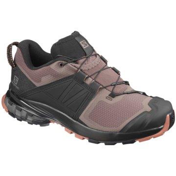 Salomon TrailrunningXA WILD W - L41041800 braun