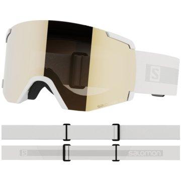Salomon Ski- & SnowboardbrillenS/VIEW ACCESS WHITE/UNIV. GOLD NS - L41153800 weiß