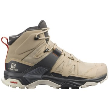 Salomon Outdoor SchuhX ULTRA 4 MID GTX W - L41295700 beige