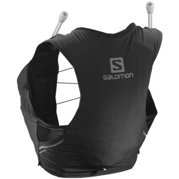 Salomon RunningrucksäckeSENSE PRO 5 W SET BLACK 2XS - LC1513600 schwarz