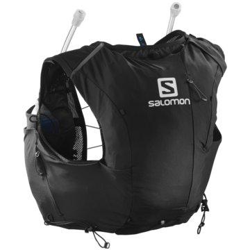 Salomon RunningrucksäckeADV SKIN 8 SET W BLACK/EBONY 2XS - LC1514100 schwarz