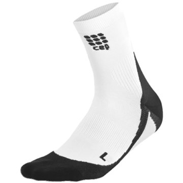 CEP Hohe SockenDynamic+ Short Socks Women weiß