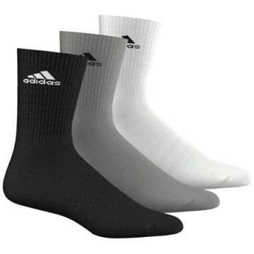 adidas Hohe Socken schwarz