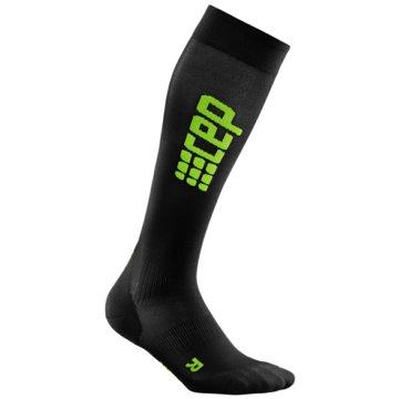 CEP KniestrümpfeProgressive+ Run Ultralight Socks Women schwarz