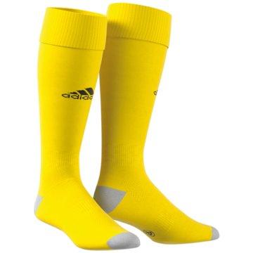 adidas Hohe SockenMILANO 16 SOCK - AJ5909 gelb