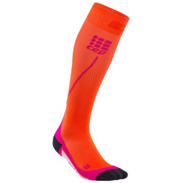 CEP KniestrümpfeProgressive+ Run Socks 2.0 Women orange