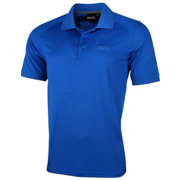 HIGH COLORADO Poloshirts blau
