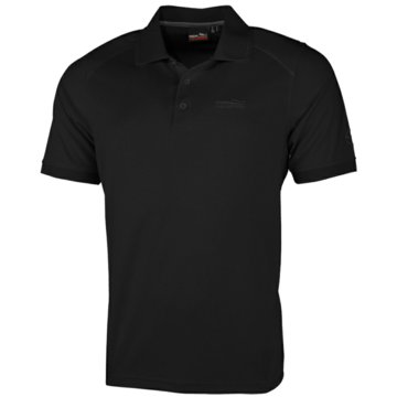HIGH COLORADO Poloshirts schwarz