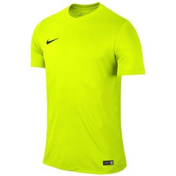 Nike T-Shirts gelb