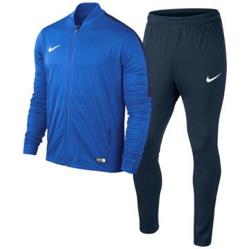 Nike TrainingsanzügeAcademy 16 Knit Tracksuit 2 blau