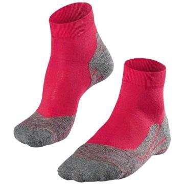 Falke Hohe SockenRU4 Short Women pink