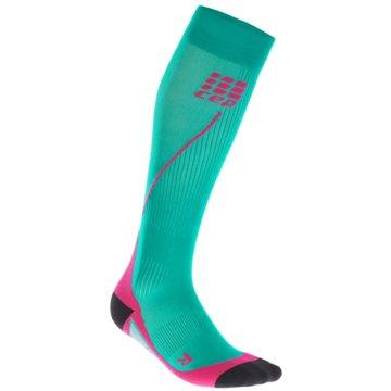 CEP KniestrümpfeProgressive+ Run Socks 2.0 Women türkis
